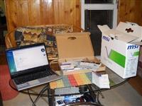MSI VR630 Laptop