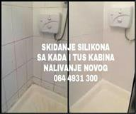 Usluge skidanja sanitarnih silikona