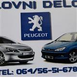 Delovi Peugeot