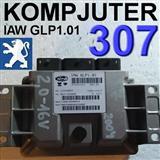 Kompjuter Magneti Marelli IAW GLP1.01 Peugeot 307