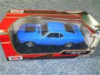 Ford Mustang Boss model 1970