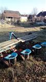 Cetvororedna sadilica za kupus, papriku i duvan