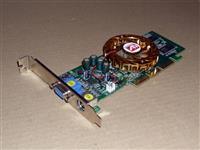 Geforce 4 AGP graficka Low profile