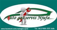 Autogas servis Njufa