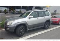 Toyota Land Cruiser 3.0 D4-D -07