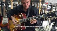 Eclipse CX SO039 Poluakusticna Elektricna gitara