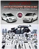 Auto delovi Fiat Uzice