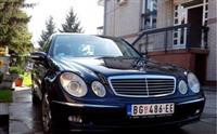 Mercedes E350 avantgarde