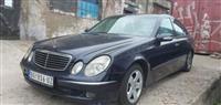 2002 Mercedes E 270 CDI Avantgard