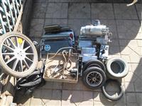 Invalidska kolica elektromotorna