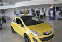 Opel Corsa color edition -12