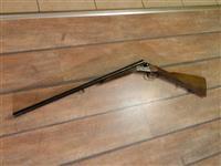 Lovacka puska cz 12 cal hamerles