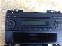 VW CRAFTER CD RADIO STEREO