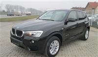 BMW X3 2.0d Xdrive Restyling