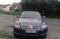 2003 Volkswagen Touareg 2.5