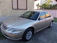 Rover 75 club  - 01