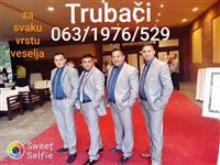 Trubaci apatin 0631976529