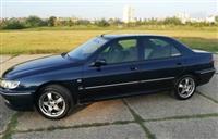2003 Peugeot 406 Pezo 406 66kw