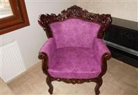Stilske fotelje, barok, novo