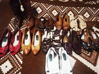 10 pari zenskih cipela