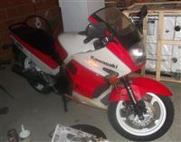 Kawasaki GPX 750 Ninja