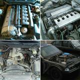 BMW E36 316/318/320-MOTORI
