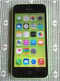 Apple iPhone 5c 16gb zeleni sim free