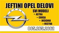 Stop svetlo Opel Corsa D - 5 i 3 vrata