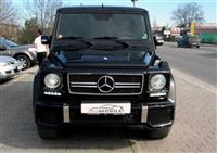 Mercedes G400 cdi face G63 AMG -14