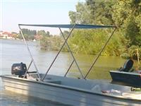 tenda za čamac od aluminijuma