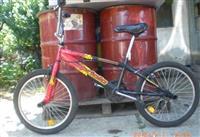 Bicikla BMX Capriolo THUNDER + pegovi