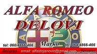 Alfa romeo 147 156 166 polovni de