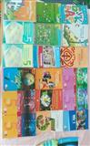 Knjige (udzbenici) za 1.,2. i 5. razred