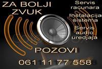 Servisiranje audio uredjaja i racunara Prodaja
