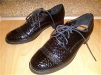 Moderne lakovane cipele, 38/39, kao nove