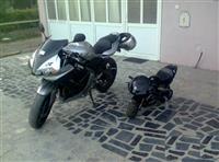 Yamaha TZR 50 -04