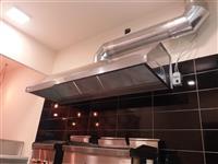 Haube, filteri, turbine, vodovi - izrada-ugradnja