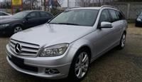 2009 Mercedes Benz C 220 avantgarde