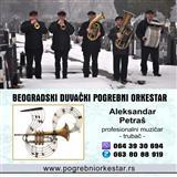 Bleh muzika pogrebni orkestar trubači za sahrane