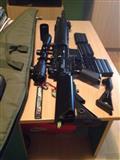 prodajem airsoft pusku Mk12 spr