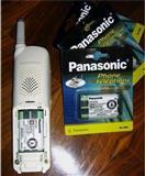 Panasonic HHR-P104 battery
