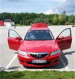 Mazda 6 regist.godinu dana -04