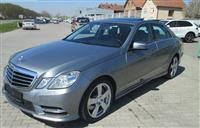 Mercedes E 350 CDI AMG optic