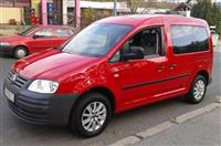 VW Caddy 1.6 nov 45000km -10