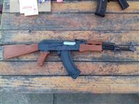 Ak-47.  Kalashnikov spring