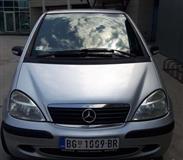 2003 Mercedes A 160 1.7 TDI