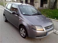 Chevrolet Aveo 1.2 -08 na rate