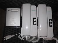 Interfon i dve slusalice