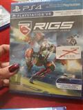PS4 RIGS igrica u CELOFANU