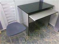 Radni sto za racunar sa stolicom